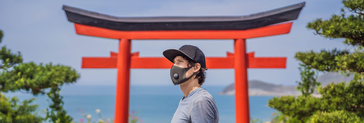 covid safety during a working holiday in japan